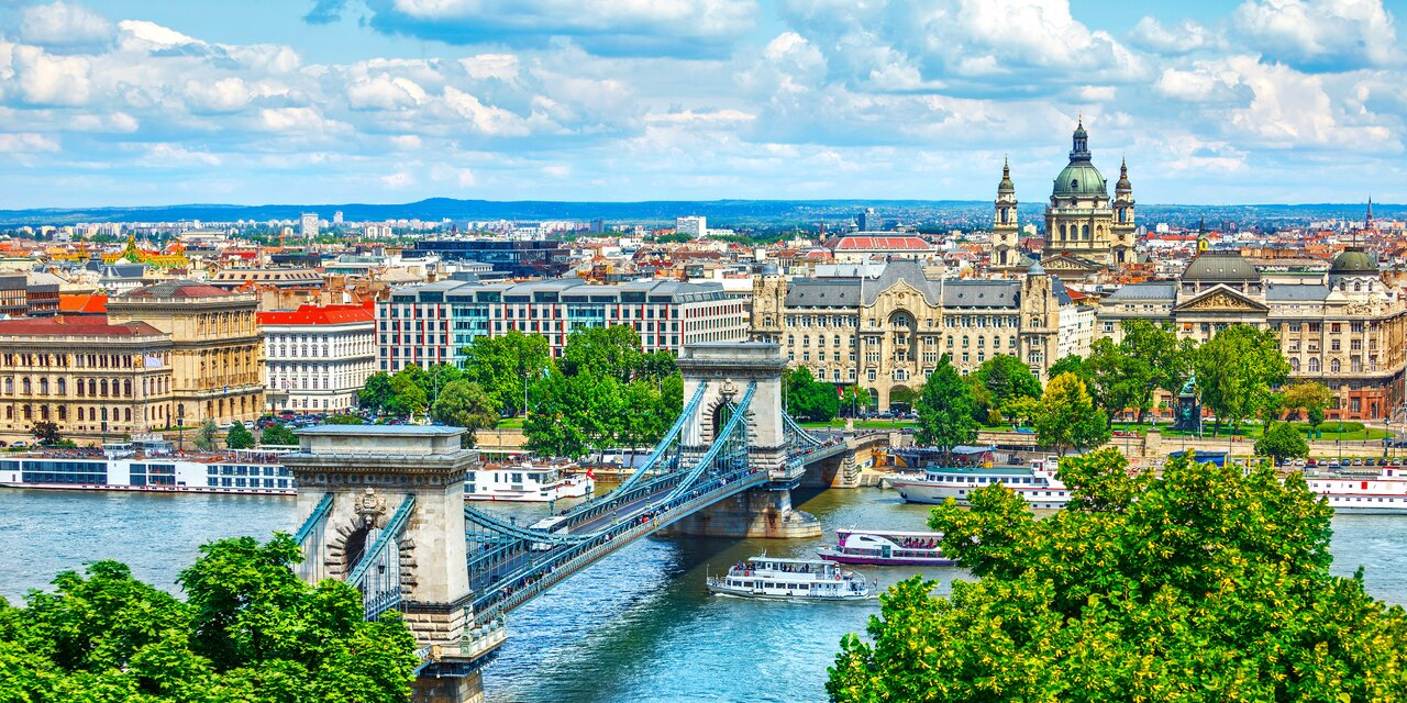 Objavte Maďarsko