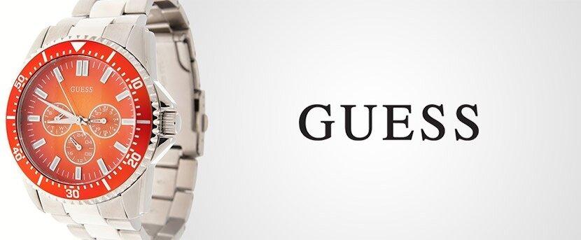 6212f6fcf Dámske a pánske hodinky Guess | Zlavomat.sk
