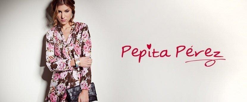 5645b173a57 Španielska móda Pepita Peréz - etno