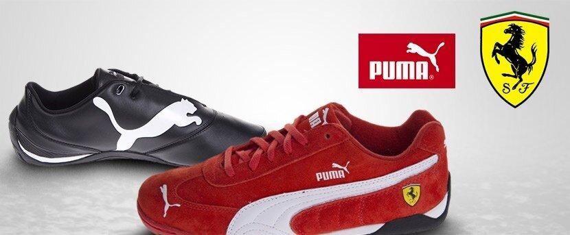 Športová obuv Puma Ferrari  f26b953a2c6