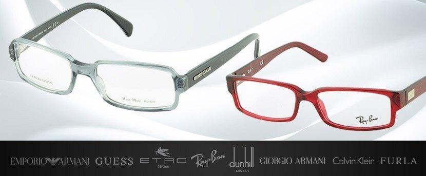 Dioptrické okuliare svetoznámych značiek  033cfc026a5