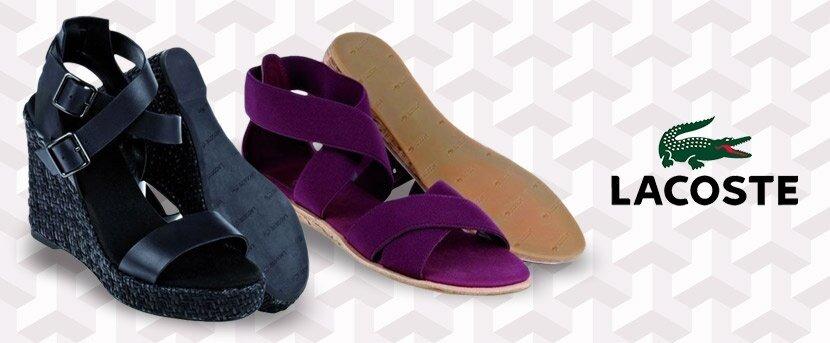 21913a21aac Dámske topánky Lacoste