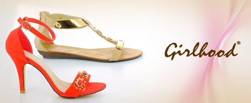 f487dc67109f1 Dámske topánky Girlhood | Zlavomat.sk