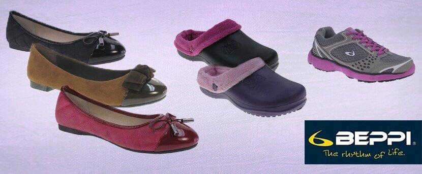 b64546cc2a63 Dámske topánky Beppi