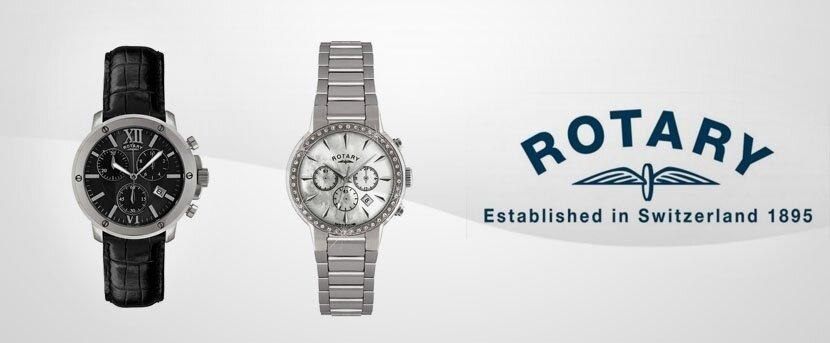 Luxusné hodinky Rotary  792d5e1384