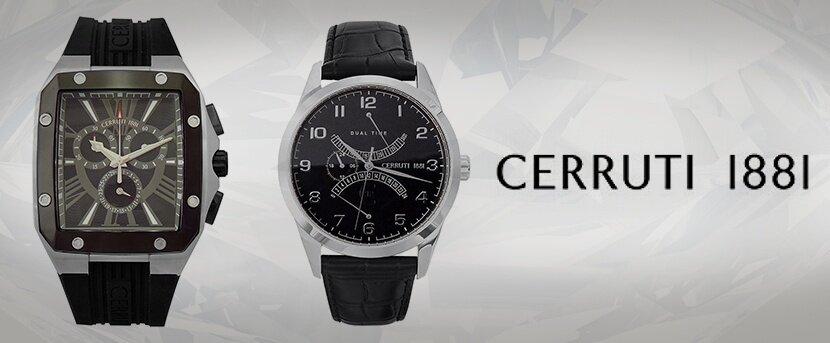 Hľadanie strateného času - pánske hodinky Cerruti 1881  b3ad387152e
