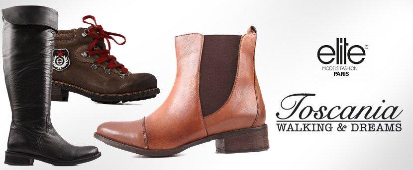 68bad9456a Obujte sa do zimy s Elite Shoes a Toscania už od 16