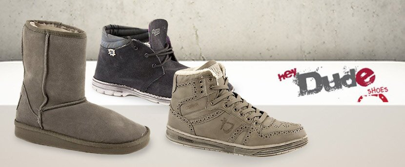 Pohodlné a ľahučké zimné topánky Dude  6fc8d460ce0