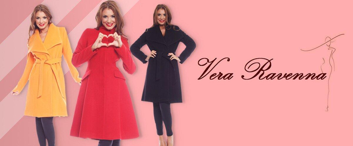 Trendy dámske kabáty Vera Ravenna  816f3e57bb0