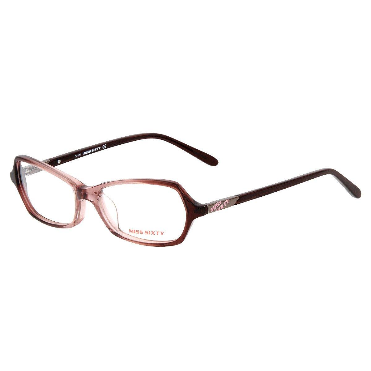 d69fb3131 Dámske retro hnedé okuliare Miss Sixty   Zlavomat.sk