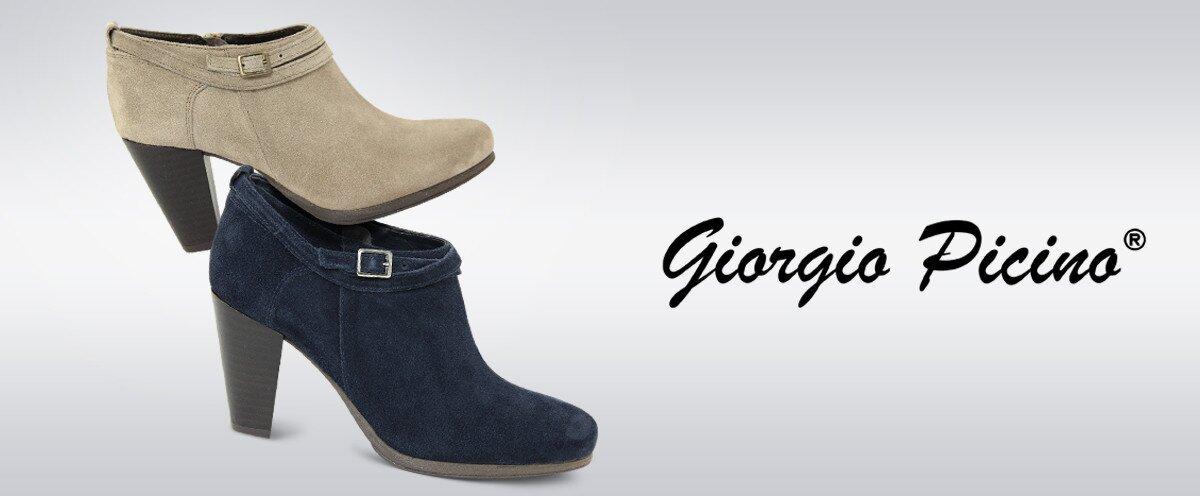 b1fa20882c11 Pekné kvalitné jesenné topánky pre dámy Giorgio Picino