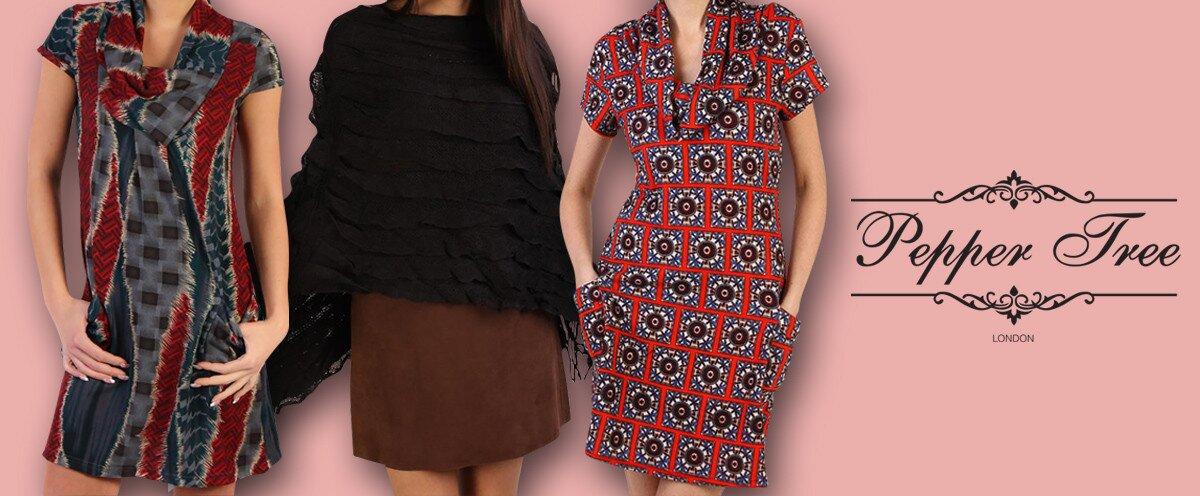 Okoreňte si šatník dámskou módou Pepper Tree  b3e09bed2ce