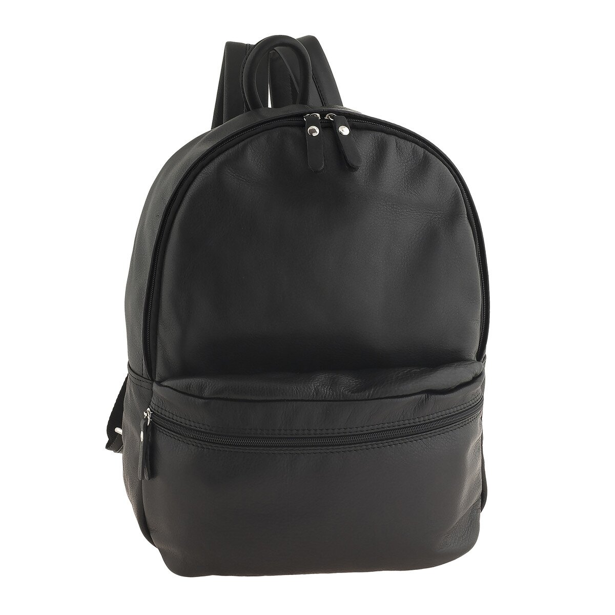 e6e9850dd Dámsky čierny kožený ruksak Ore 10 | Zlavomat.sk