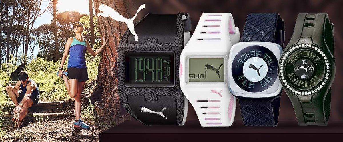 53dd7a527eb Puma športové hodinky pre neho aj pre ňu