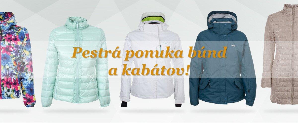 Obnovte šatník - dámské bundy a kabáty  9c43af2df9a