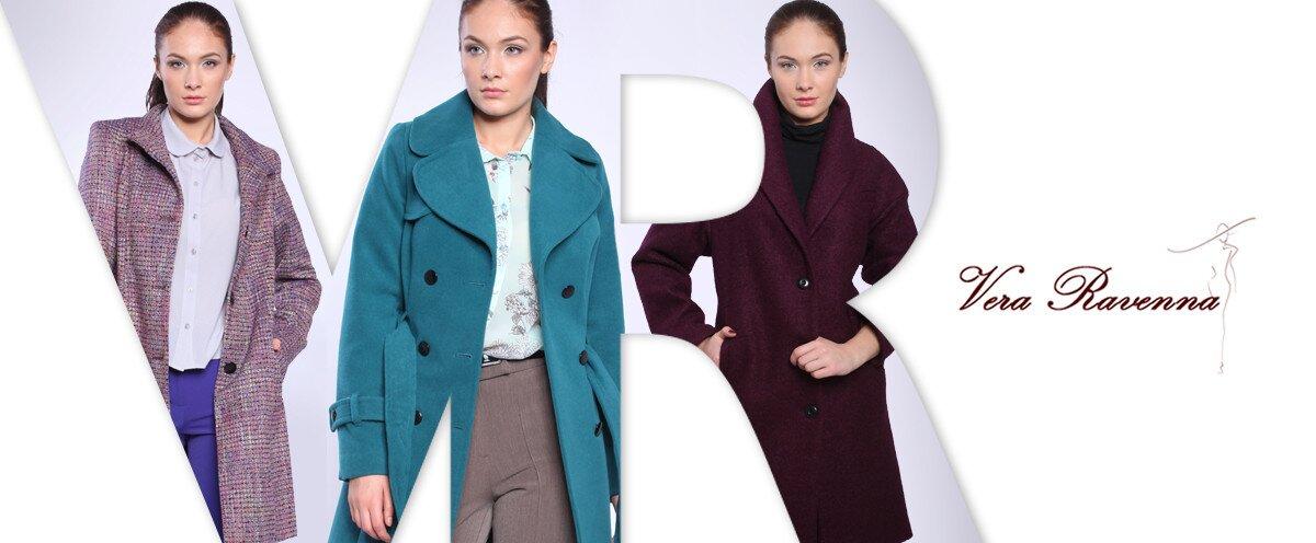 Neodolateľné dámske kabáty a saká Vera Ravenna  a1aed0db470