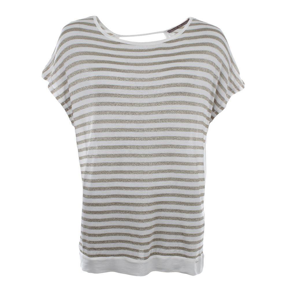 Dámske pruhované voľné tričko Gaudí  57524722b25