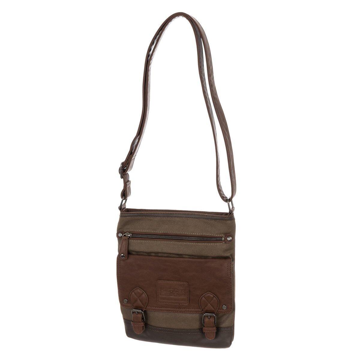 Pánska hnedá taška cez rameno Tommy Hilfiger  073398ca6f5
