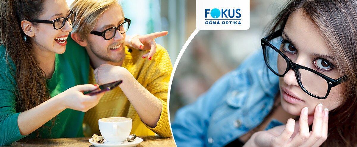 952ee93a0 Zmeranie zraku + zľava na ponuku optiky Fokus | Zlavomat.sk
