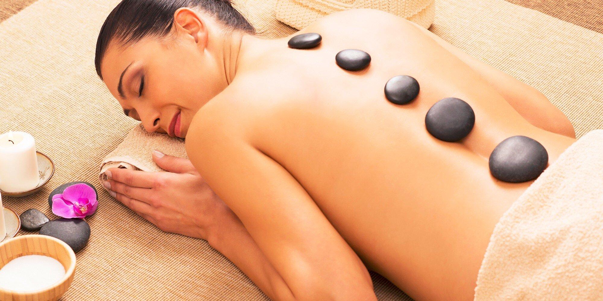 Стоун массаж картинка