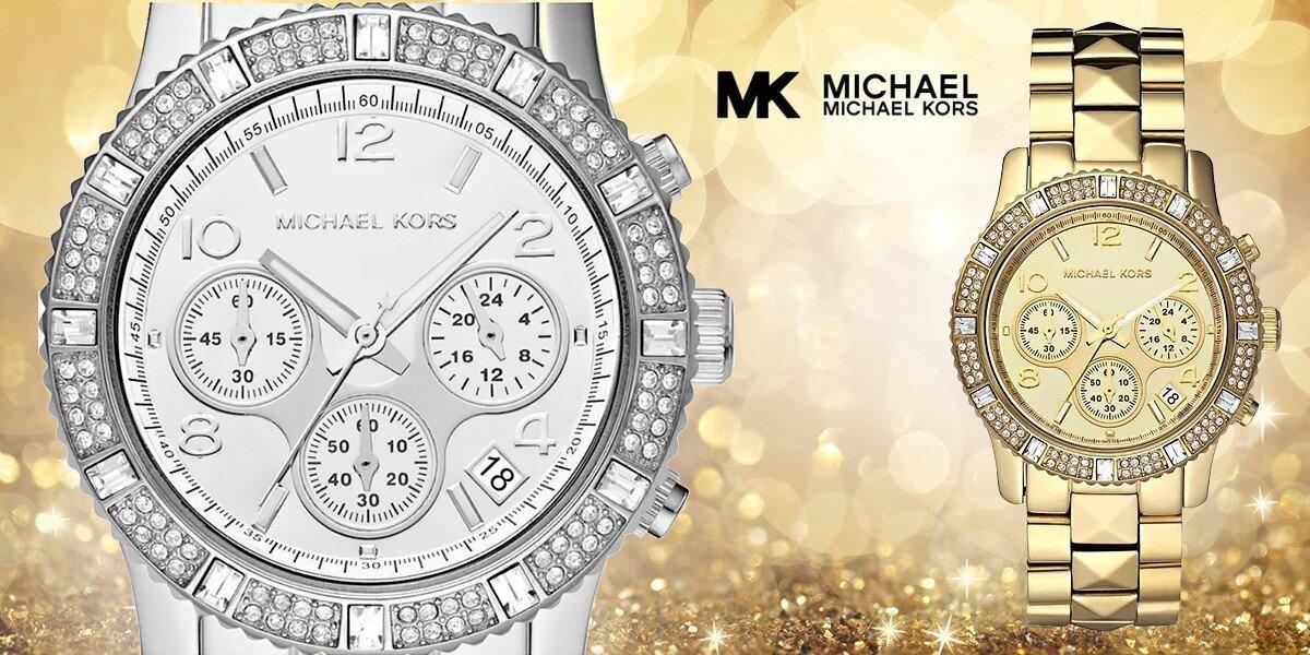 Dámske luxusné hodinky Michael Kors  4a4189d1671