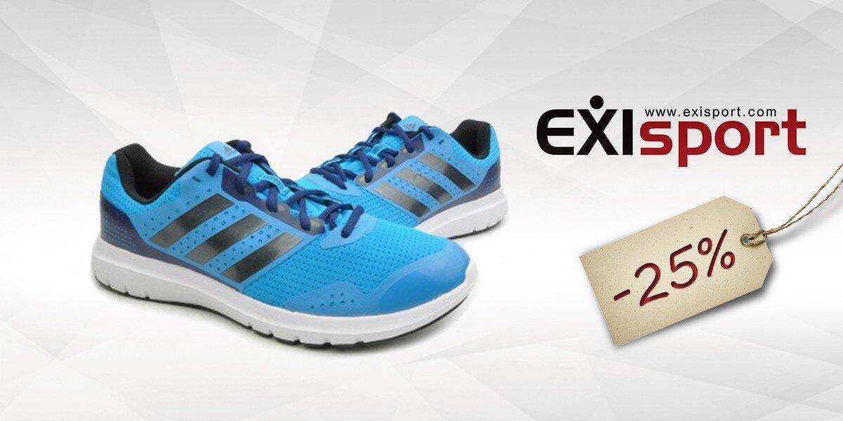 37df4dda9 25% zľava na obuv značky ADIDAS v predajniach EXISPORT | Zlavomat.sk