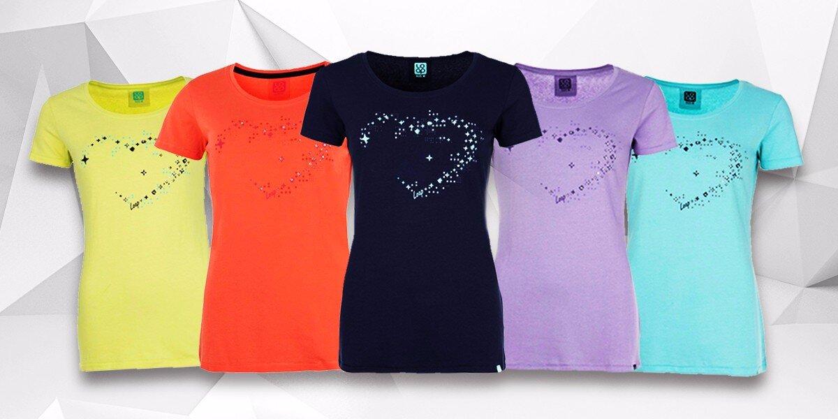 Dámske tričká Loap  8d6218e127