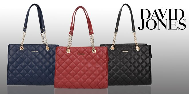 Luxusné dámske kabelky David Jones  4d1a509fad4
