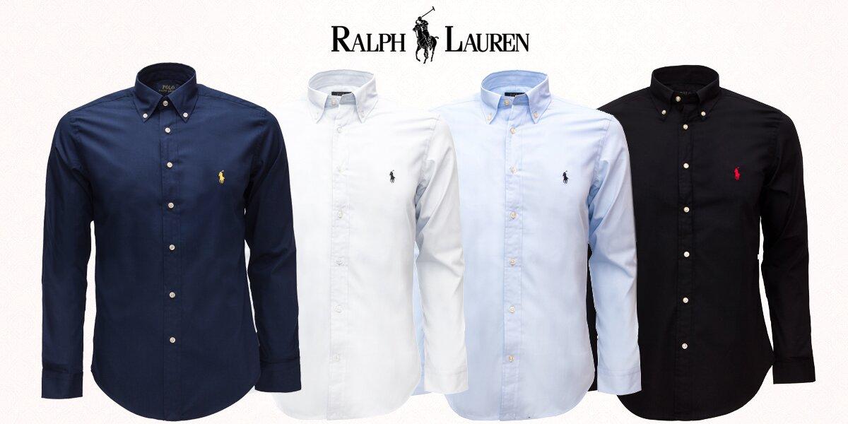 389832bfc9a8 Pohodlné pánske košele od Ralpha Laurena