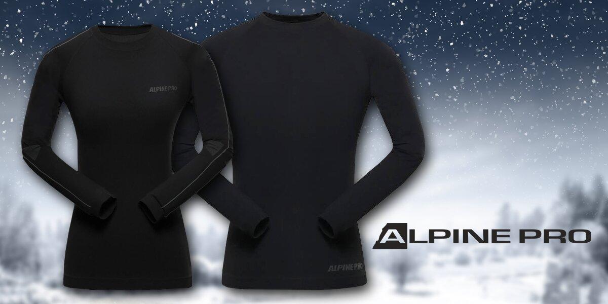 42306190b830 Dámske a pánske termo prádlo Alpine Pro