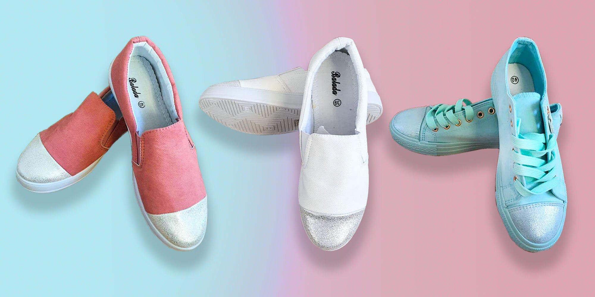 Dámske športové topánky pre veselšiu jar  1ec2ea70fbb