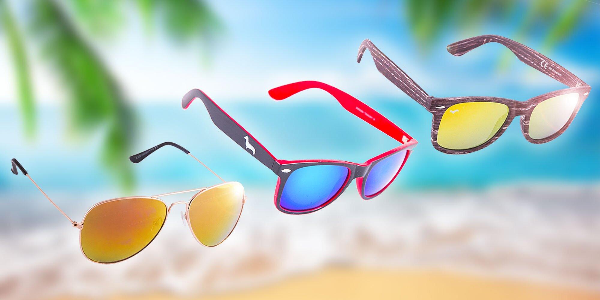 Originálne slnečné okuliare Wayfarer   Pilot!  471d4436a83