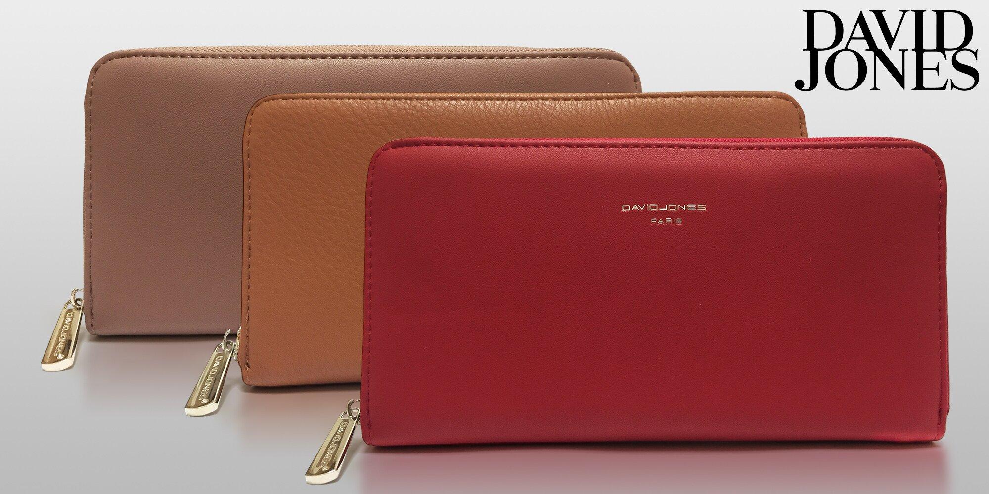 7ff033c699 Elegantné dámske peňaženky David Jones