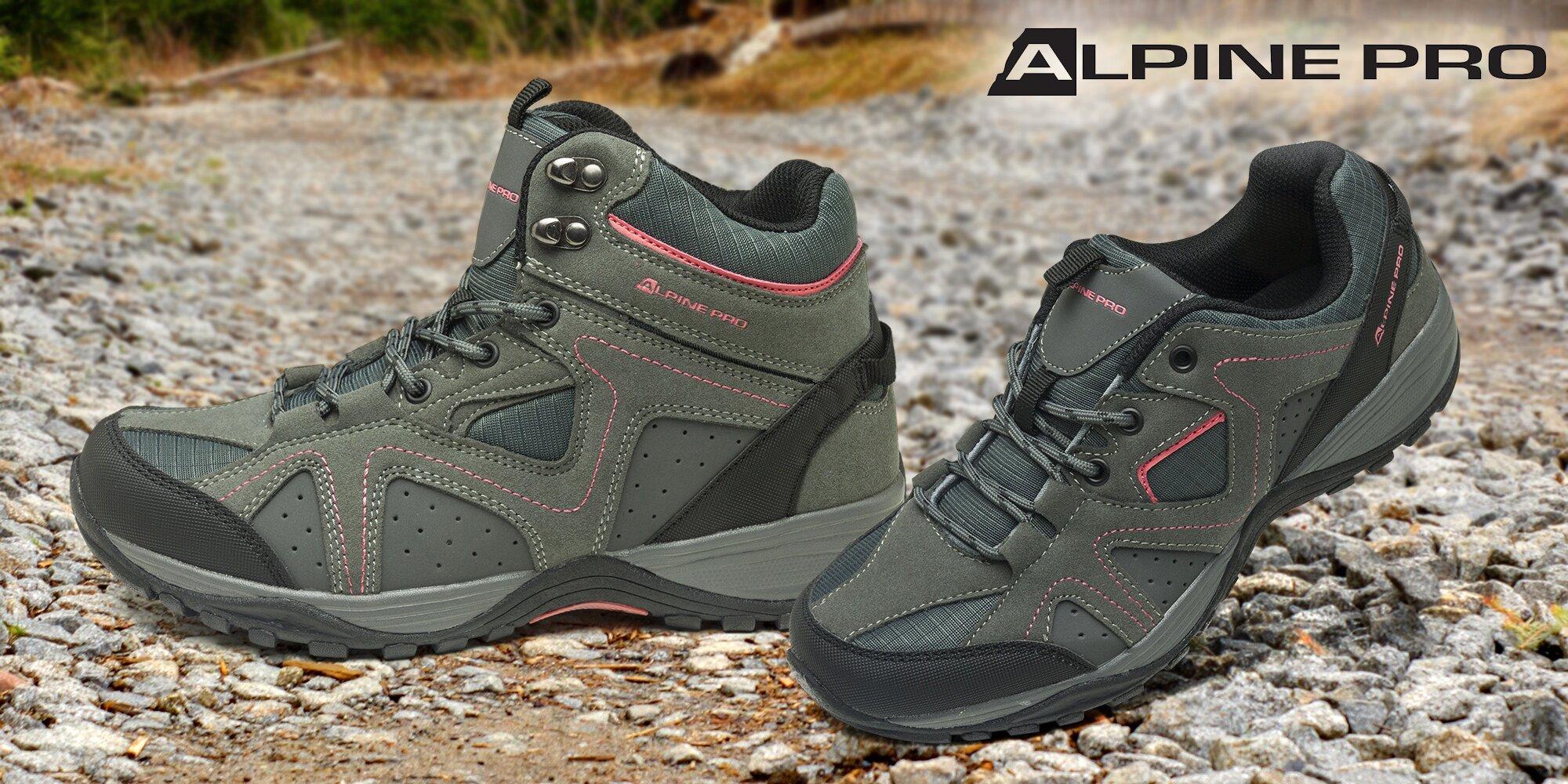 2de4b1e6b932 Dámske topánky do terénu od značky Alpine Pro