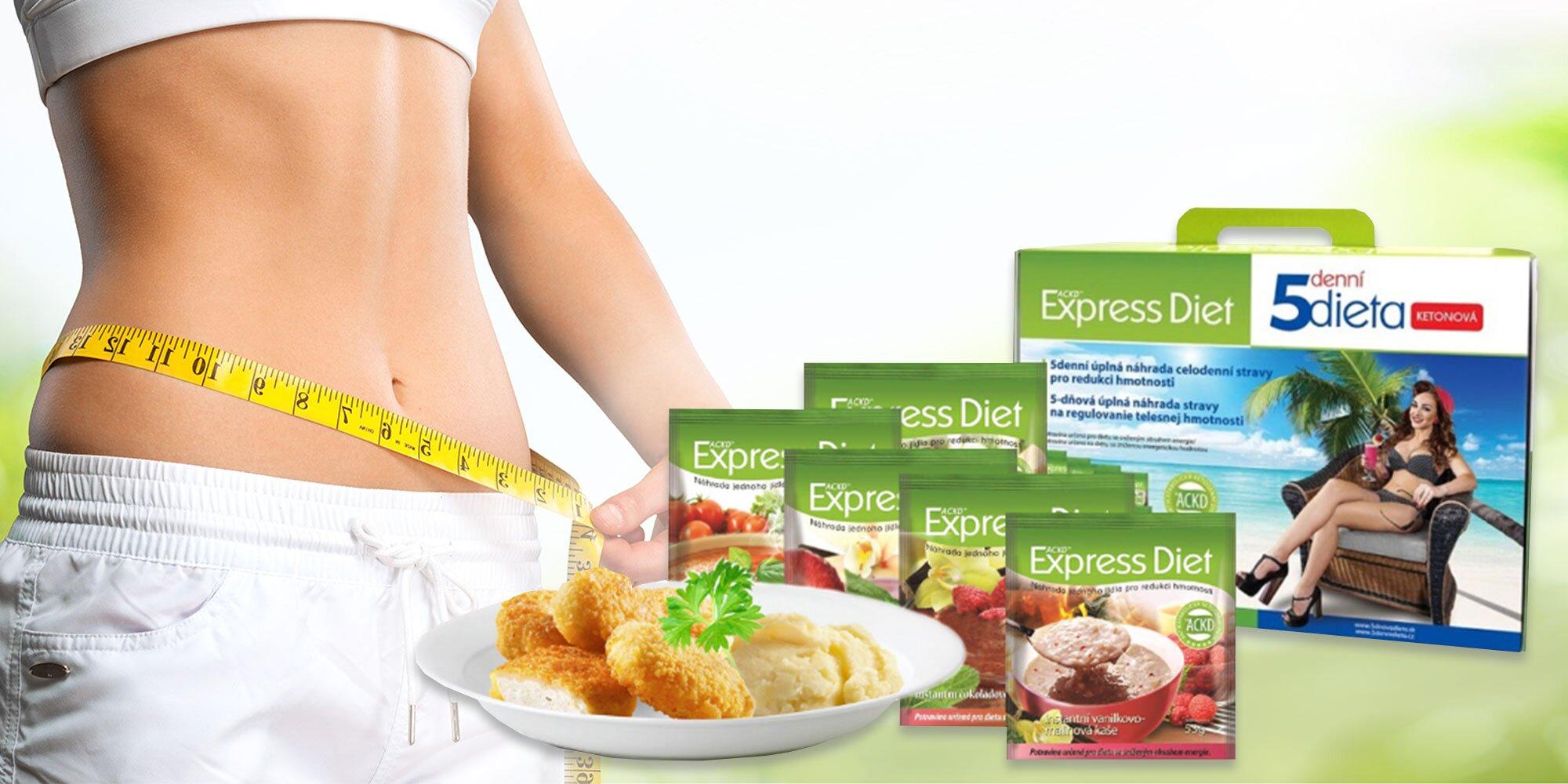 Как экспресс диета