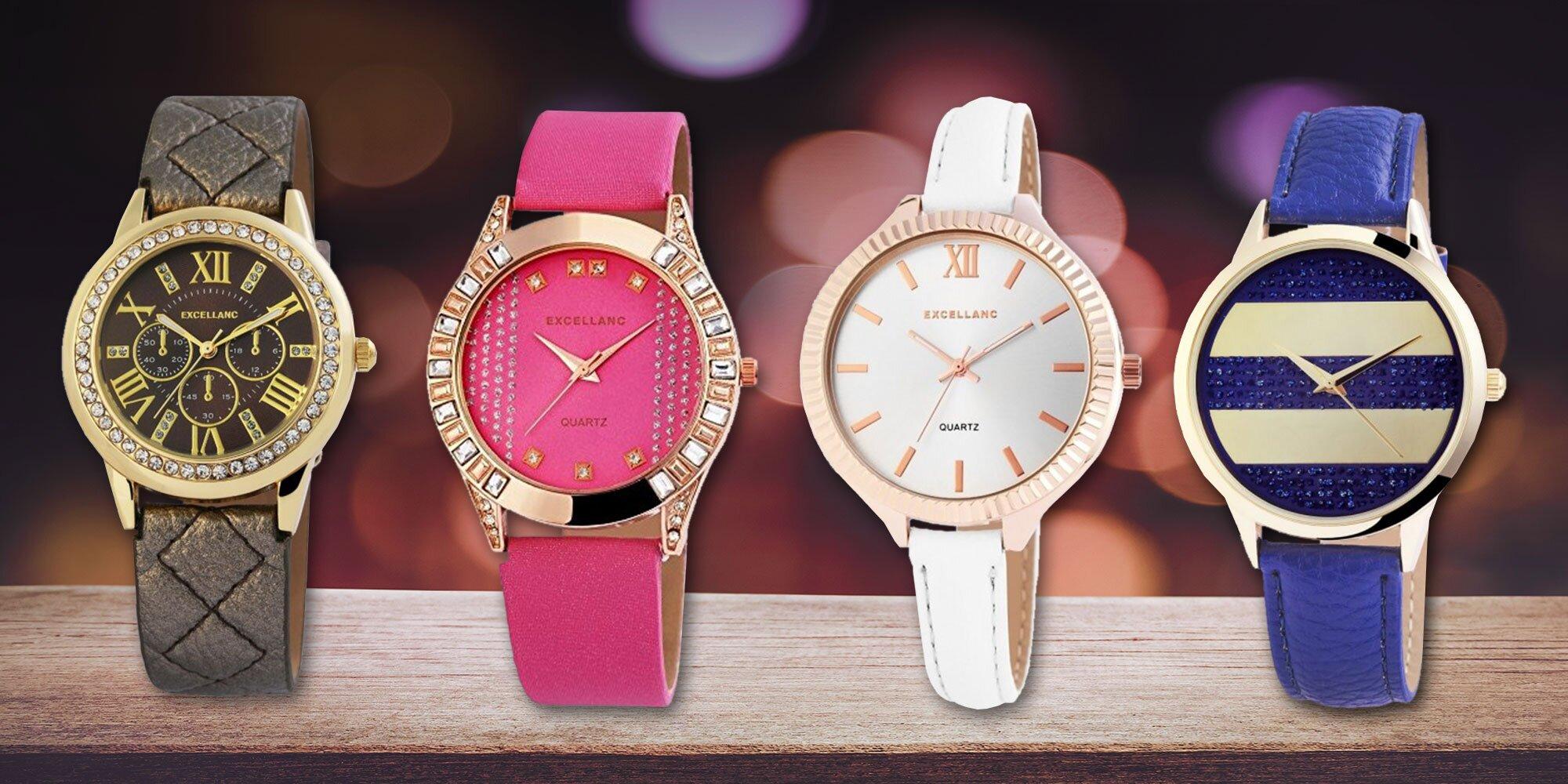 Dámske hodinky značky Excellanc  0f25490750