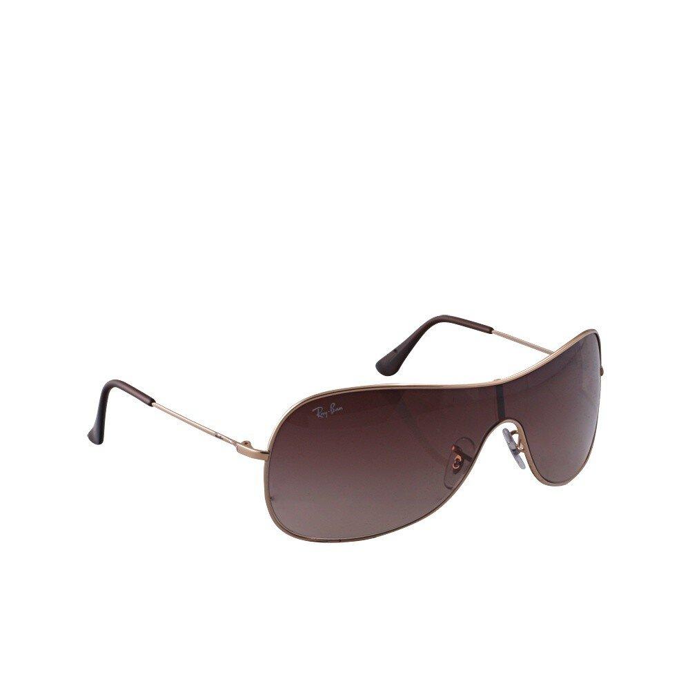 Hnedé slnečné okuliare Ray-Ban  8fe8a567a83