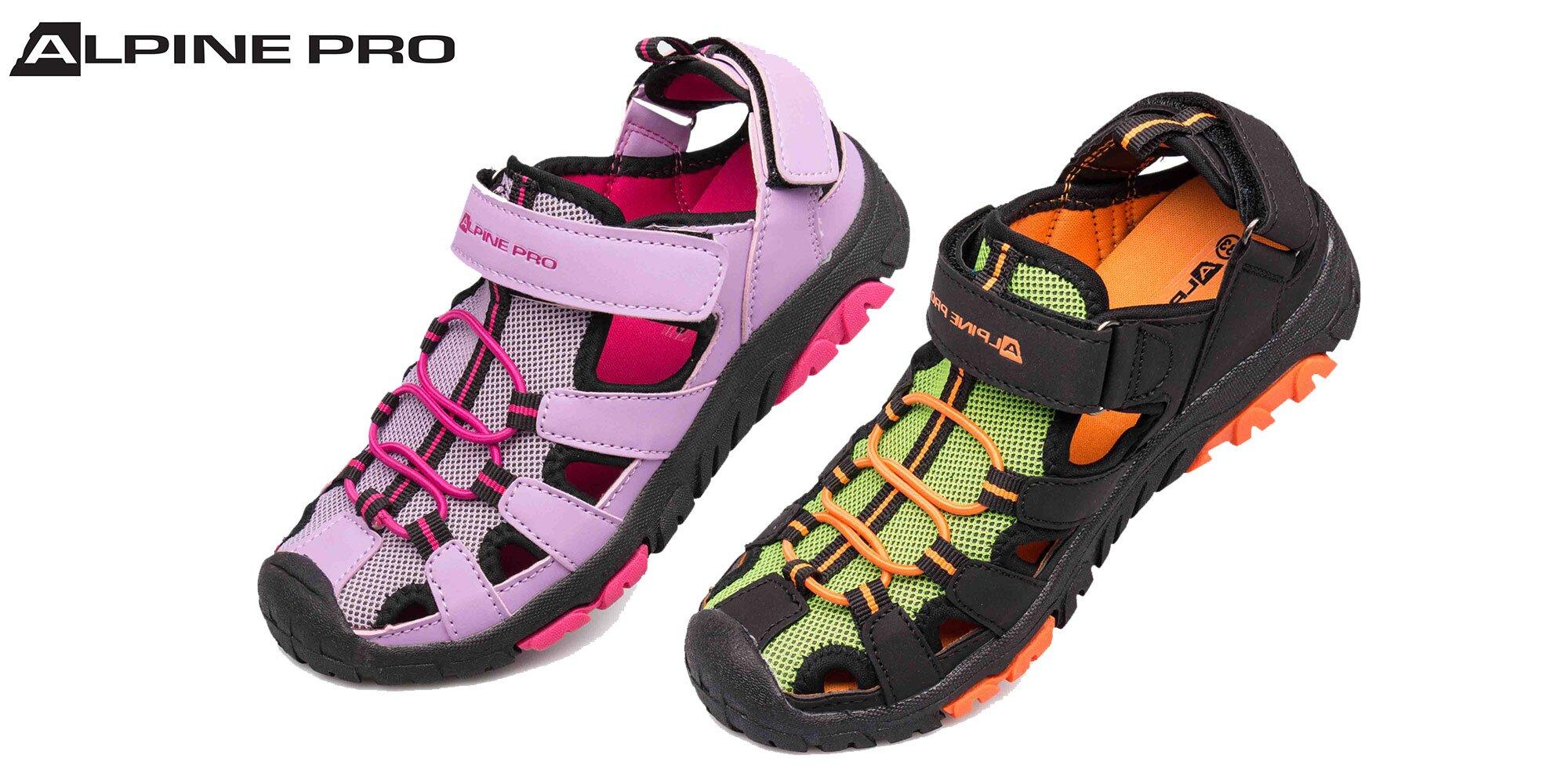 96a5591d6bed Detské sandále Alpine pro
