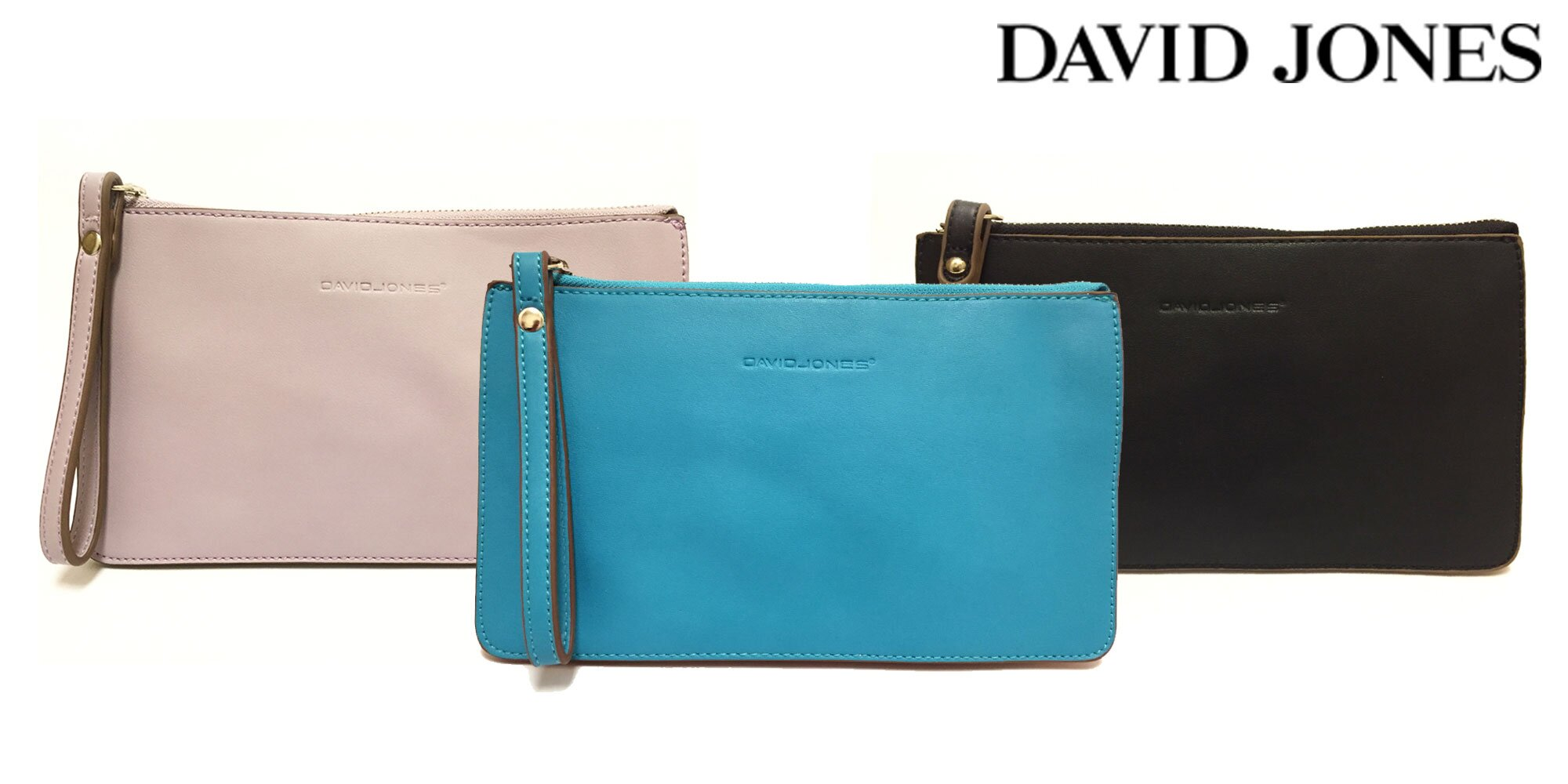 Dámske listové kabelky David Jones vo veselých farbách  d21e4ca36ef