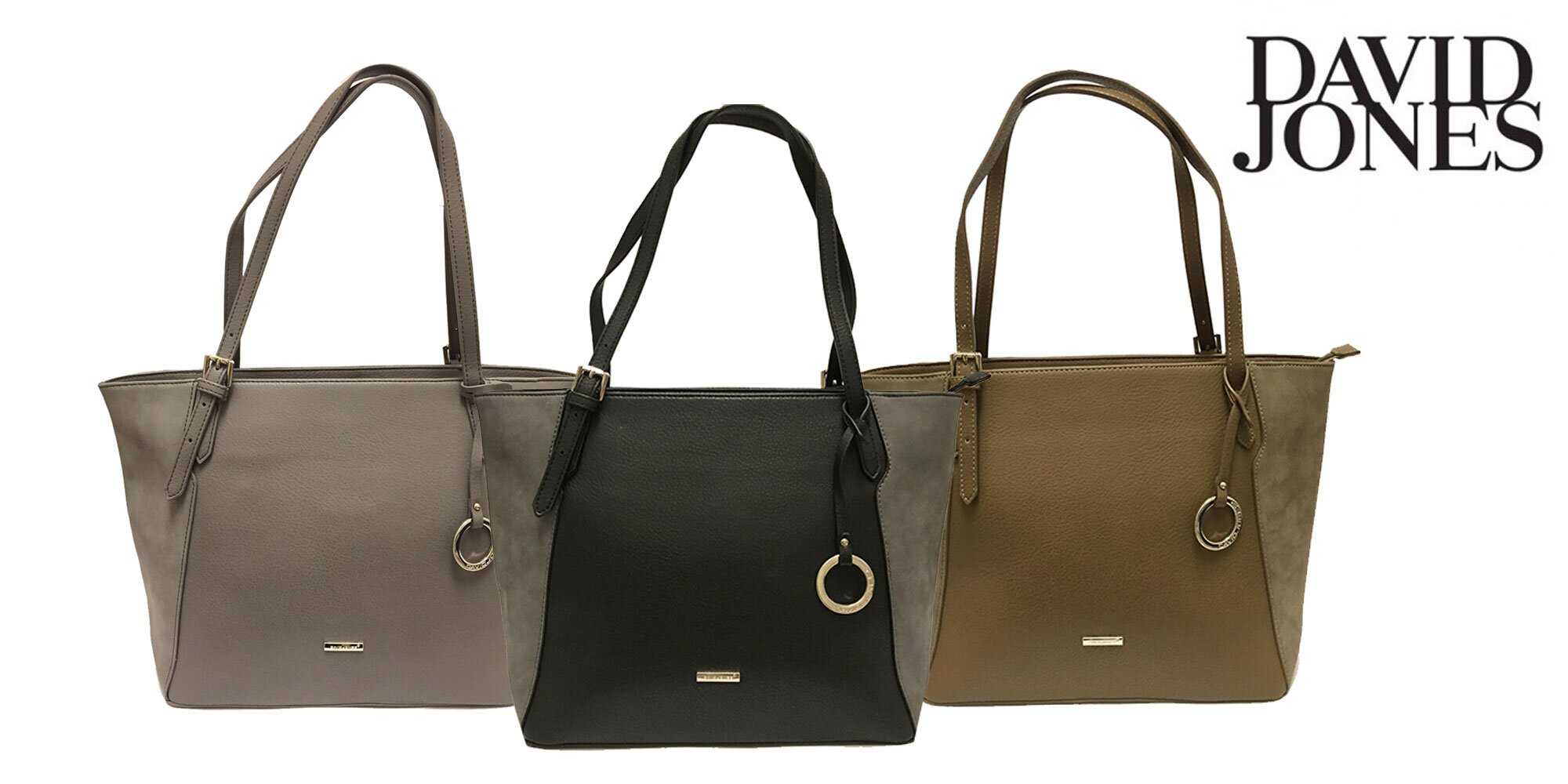 114455dcc8 Dámske kabelky David Jones  dva druhy v rôznych farbách