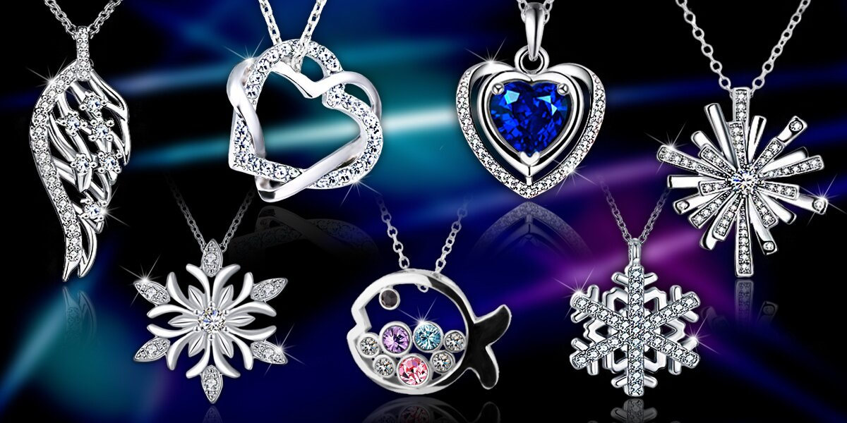 Krásne šperky s kryštálmi Swarovski a zirkónmi  3ea2eaffa77