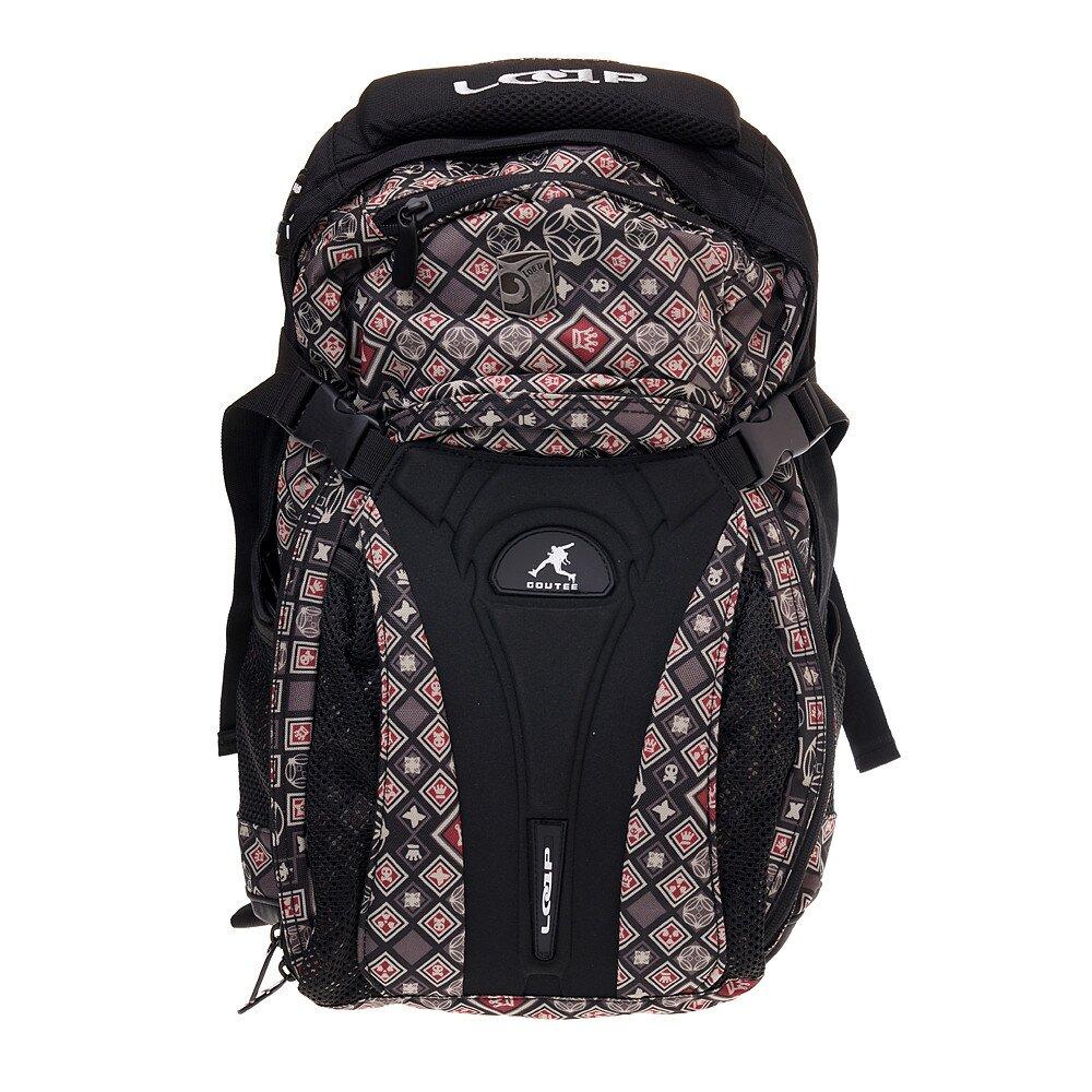 Mestský kockovaný batoh Loap  c78557cb3a4