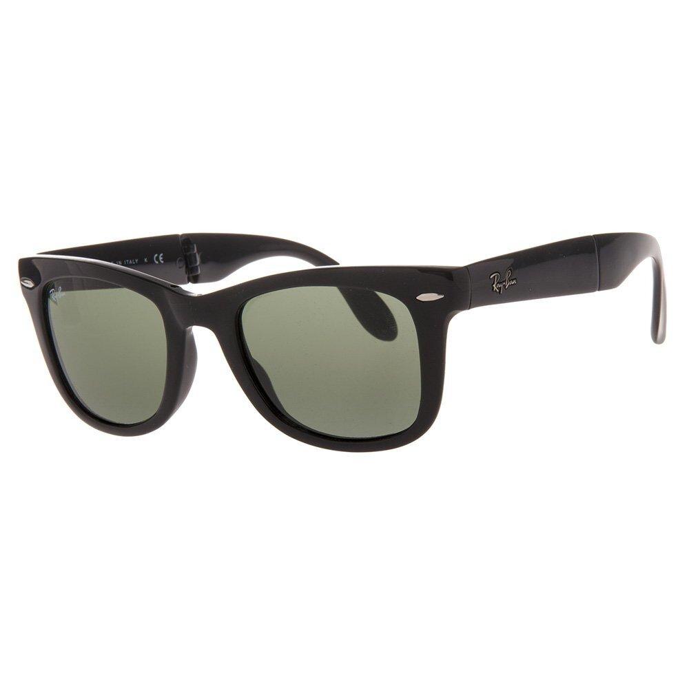 89fb54201 Čierne skladacie slnečné okuliare Ray-Ban Wayfarer | Zlavomat.sk