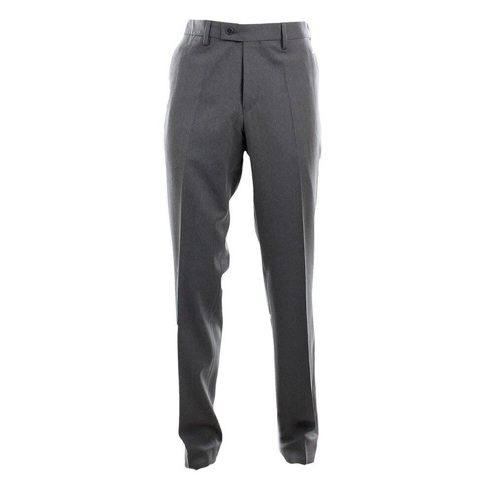 fd916ddddf Pánske šedé oblekové nohavice Pietro Filipi