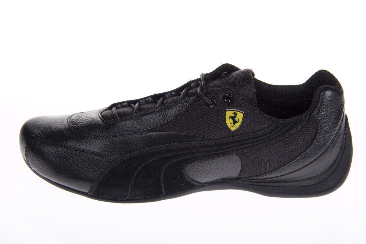 21c4403b60 Pánske čierne tenisky Puma Ferrari