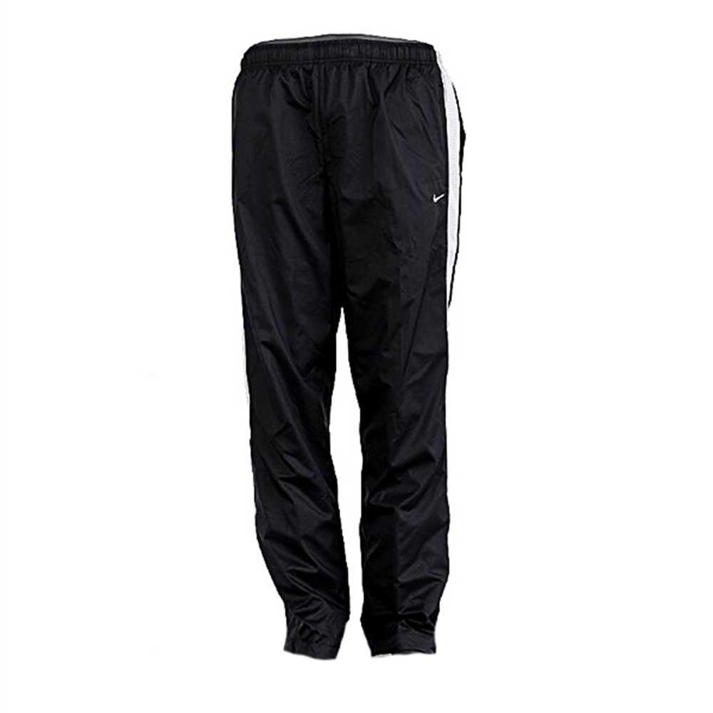 850e2554b151 Pánske čierne šušťákové nohavice Nike