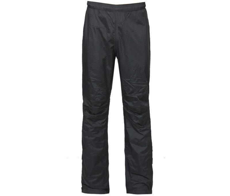 eb7d326358d6 Pánske čierne nepremokavé nohavice Bergson