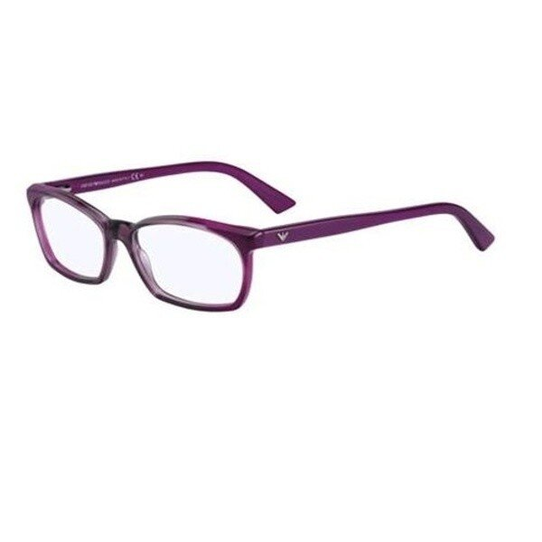 e364f2930 Fialové plastové dioptrické okuliare Emporio Armani | Zlavomat.sk