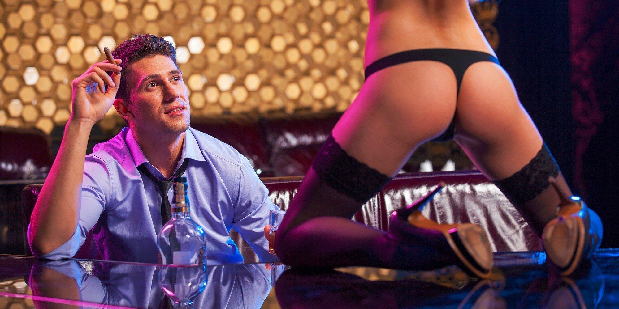 стриптизерша в клубе приватный танец результате разнообразной