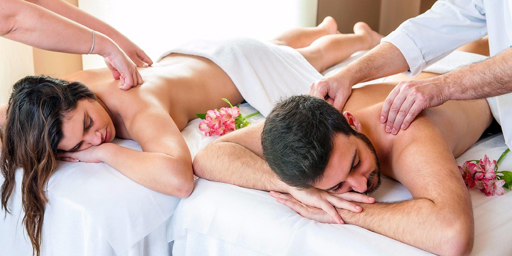 массаж мужчина с девушками коллега
